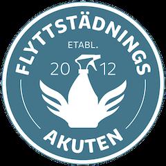 flyttstädningsakuten i halmstad logo
